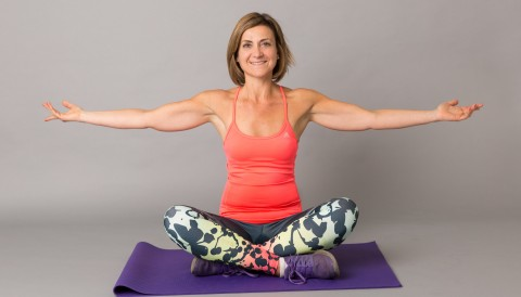 One easy move to flatten and tighten your tummy