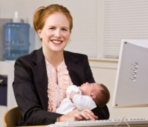 Two Ways Working Mothers Can Boost Their Productivity for Career Success