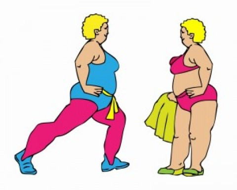 Would you hire an overweight fitness trainer?