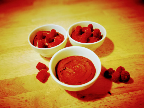 Valentines Day Special Recipe: Chocolate and Avocado Mousse (with hint of orange)