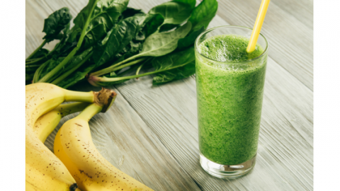 Postnatal and Pregnancy Nutrition: Energising Green Smoothie Recipe