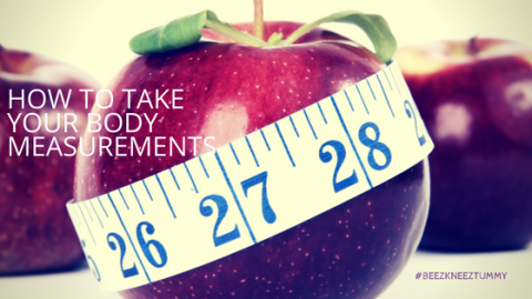 How To Take Your Measurements (Accurately) To Monitor Your Success