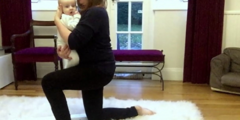 How To Reduce Back Pain When Picking Up Your Baby