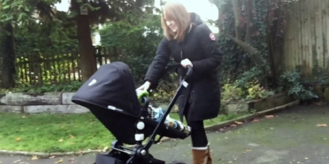 How To Reduce Back Pain When Pushing A Buggy