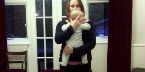 How To Reduce Back Pain When Carrying Or Holding Your Baby